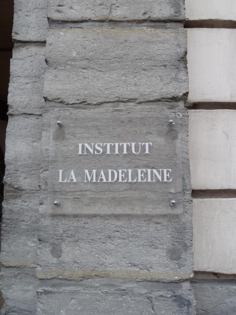 Institut la Madeleine