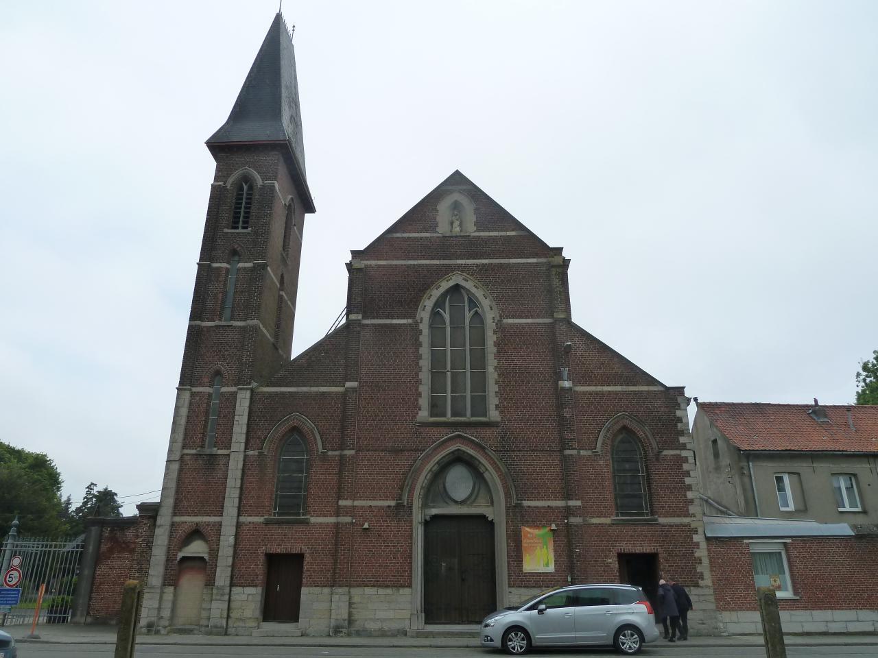 Eglise Notre Dame Auxiliatrice à Tournai