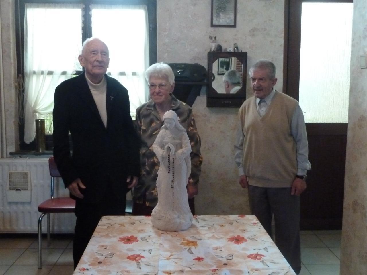L'abbé Laurentin, Marguerite et son Mari