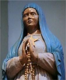 Statue de Notre Dame des Etoiles - Eglise ND Auxiliatrice