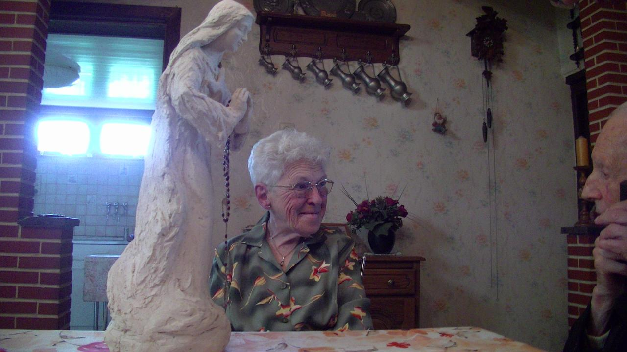 Marguerite et Notre Dame des étoiles